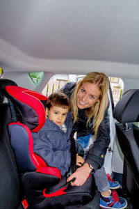 Traveling safely with your children